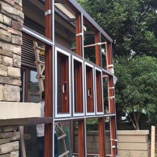 烟台断桥铝门窗
